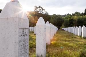 Євросоюз вшанував пам'ять жертв геноциду у Сребрениці
