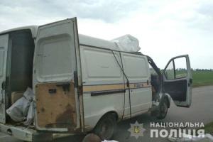 Подрыв авто ''Укрпочты'': полиция нашла похищенные деньги
