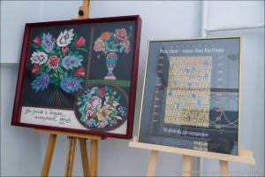 Твори, публікації, переклади: у Києві пройшла виставка до 90-річчя Ліни Костенко