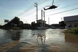Збитки від повеней в Японії перевищили $110 мільйонів