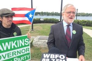 Партия зеленых США определилась с кандидатом на выборах президента