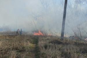 Рятувальники попереджають про надзвичайну пожежну небезпеку