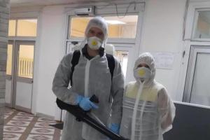 В общежитии киевского университета - вспышка коронавируса