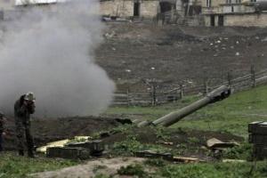 Баку заявляє про артилерійський обстріл на кордоні з боку Вірменії