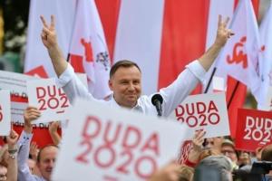 Дуда побеждает на президентских выборах в Польше