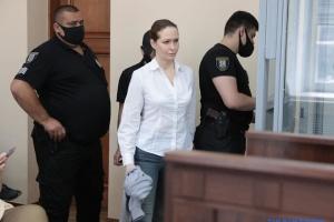 Суд відмовився відпустити Кузьменко з-під варти