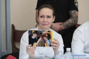 Суд у справі Шеремета дослідив експертизу ходи Кузьменко
