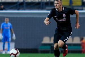 """Хавбек """"Зорі"""" Кочергін визнаний кращим гравцем 30 туру футбольної Прем'єр-ліги"""