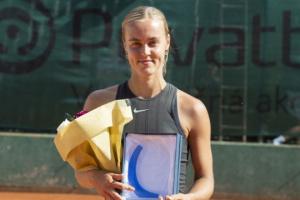 Теніс: Шмідлова стала чемпіонкою домашнього турніру у Братиславі