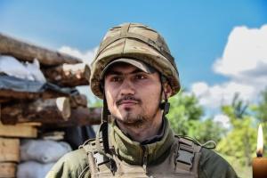 Президент присвоїв загиблому на Донбасі Тарасу Матвіїву звання Героя України