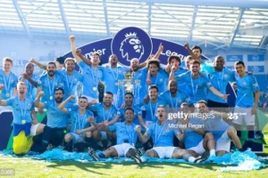 """""""Манчестер Сити"""" сыграет в Лиге чемпионов УЕФА"""