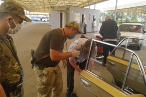 Оккупанты возобновили пропуск через КПВВ «Новотроицкое» - пограничники