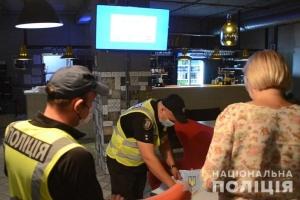 Порушення карантину виявили ще у 28 нічних клубах Києва