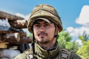 President confers Hero of Ukraine title on Ukrainian defender Matviiv