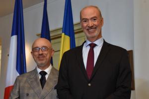 Посол Франции подтвердил подготовку визита Макрона в Киев