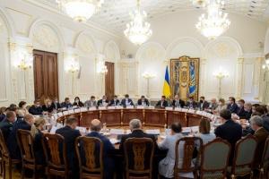 Ткаченко доложил Зеленскому о дорожной карте для сферы туризма