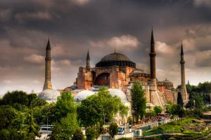 О Святой Софии и о «мосте между цивилизациями»