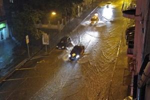 У Харкові за ніч випало півтори місячні норми опадів