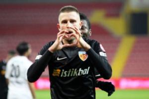 Артем Кравец провел лучшую игру за время выступления в Турции