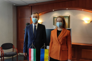Co-chairs of Ukrainian-Hungarian Commission on National Minorities reaffirm commitment to cooperation