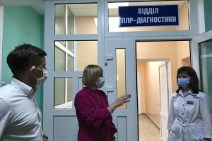 У Житомирі запрацює ще одна ПЛР-лабораторія