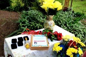 Годовщину со дня рождения Черемшины из-за карантина отпраздновали в саду
