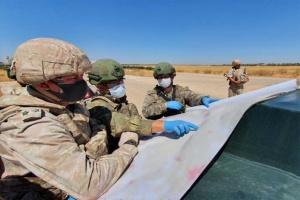 В Сирии напали на турецко-российский конвой