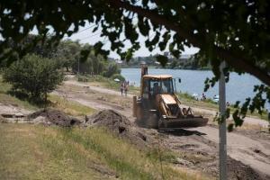У Дніпровському районі почали капітальний ремонт парку