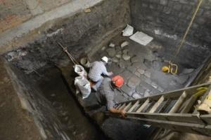 В Мехико обнаружили руины дворца ацтеков