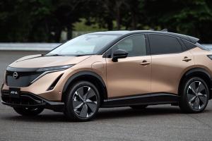 Компактнее Tesla: Nissan представил новый электрический внедорожник