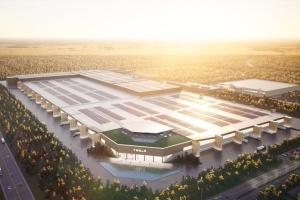 Маск показал дизайн будущего завода Tesla вблизи Берлина
