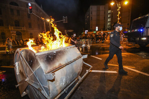В Израиле задержали полсотни протестующих на акции против Нетаньяху