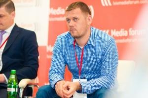 Денис Казанский, член Трехсторонней контактной группы от представителей Донецкой области