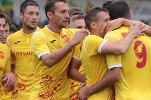 Первая лига: «Ингулец» минимально обыграл «Прикарпатье»