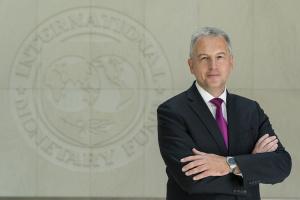 У Європейському департаменті МВФ - новий керівник