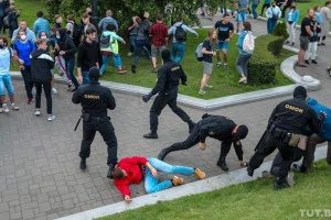 Белорусский Майдан никак не вызреет…