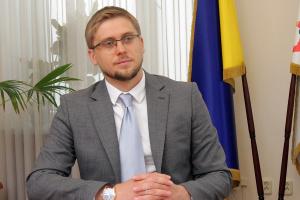 Олександр Бондаренко, голова Дніпропетровської облдержадміністрації