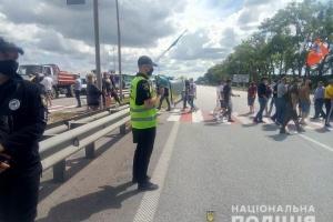 У Авакова хочуть посилити покарання за блокування доріг