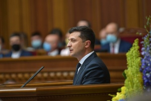 Зеленський нагородив Кравчука орденом