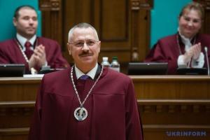 Заступник голови КСУ виступив проти рішення щодо декларування
