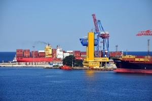 Украинские морпорты за І полугодие почти на 10% увеличили перевалку грузов