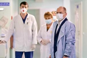 Брифінг МОЗ про ситуацію з коронавірусом в Україні