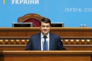Разумков: Взаимодействие с ООН - среди приоритетов во внешней политике Украины