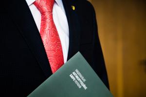 Кабмин предлагает переходный законопроект о назначении директора НАБУ