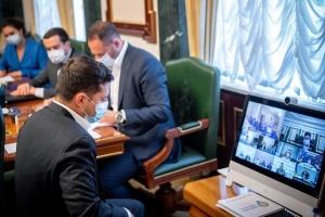 地域別の適合防疫措置開始:ゼレンシキー大統領、政府に国民への明確な説明を要求
