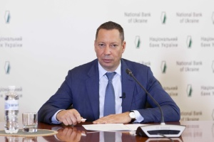 NBU governor, EBRD president discuss situation in financial sector