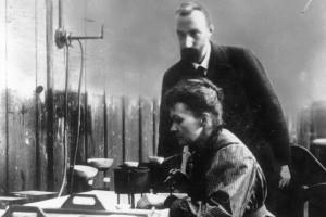 П'єр і Марія Кюрі. Пара велосипедів і хімія