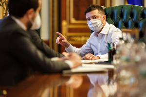 Government should be ready for beginning of vaccination - Zelensky