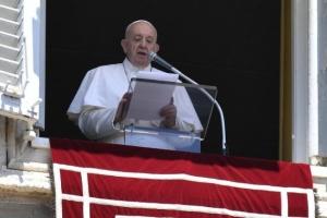 Le Pape François exprime son inquiétude face à la situation en Ukraine