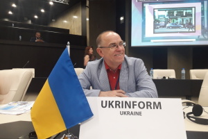 Olexander Chartschenko, Generaldirektor von Ukrinform